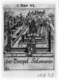Küsel J. C.-Küsel M. M. (1688-1700), Tempio di Salomone