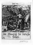 Küsel J. C.-Küsel M. M. (1688-1700), Crollo delle mura di Gerico