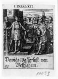Küsel J. C.-Küsel M. M. (1688-1700), Tre eroi portano l'acqua a Davide