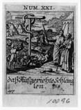 Küsel J. C.-Küsel M. M. (1688-1700), Serpente di bronzo