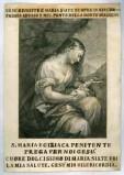 Calcografia Wagner J. (1773), S. Maria Maddalena