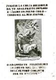 Calcografia Remondini sec. XVIII, B. Adelpreto