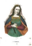 Stamperia Pinot e Sagaire seconda metà sec. XIX, S. Matilde