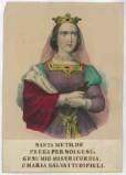 Stamperia Pinot e Sagaire seconda metà sec. XIX, S. Jeanne