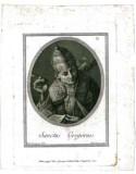 Giaconi V. sec. XIX, S. Gregorio