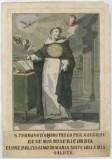 De Col P. seconda metà sec. XVIII, S. Tommaso d'Aquino