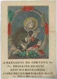 Calcografia Remondini sec. XVIII, S. Margherita da Cortona