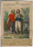 Calcografia Briola P. seconda metà sec. XIX, Ss. Faustino e Giovita