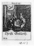 Küsel J. C.-Küsel M. M. (1688-1700), Adorazione dei pastori