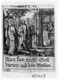 Küsel J. C.-Küsel M. M. (1688-1700), Gesù Cristo insegna ai discepoli