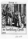 Küsel J. C.-Küsel M. M. (1688-1700), Presentazione di Gesù al tempio