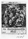 Küsel J. C.-Küsel M. M. (1688-1700), Adorazione dei Magi