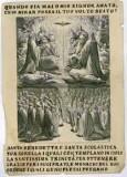 Ambito italiano sec. XVII, Ss. Benedettini