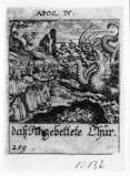 Küsel J. C.-Küsel M. M. (1688-1700), Visione di S. Giovanni con la bestia
