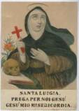 Calcografia Briola P. seconda metà sec. XIX, Santa monaca