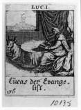 Küsel J. C.-Küsel M. M. (1688-1700), S. Luca Evangelista