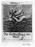 Küsel J. C.-Küsel M. M. (1688-1700), Creazione del mondo