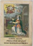 Stamperia Fontana M. sec. XIX, S. Agata