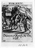 Küsel J. C.-Küsel M. M. (1688-1700), Asina di Balaam