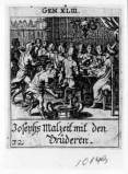 Küsel J. C.-Küsel M. M. (1688-1700), Giuseppe si riconcilia con i fratelli