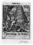 Küsel J. C.-Küsel M. M. (1688-1700), Torre di Babele