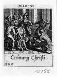 Küsel J. C.-Küsel M. M. (1688-1700), Gesù Cristo coronato di spine