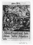 Küsel J. C.-Küsel M. M. (1688-1700), Visione di S. Giovanni Evangelista e angeli