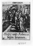 Küsel J. C.-Küsel M. M. (1688-1700), Rebecca al pozzo