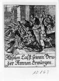 Küsel J. C.-Küsel M. M. (1688-1700), Assalonne uccide Amnon