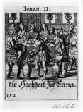 Küsel J. C.-Küsel M. M. (1688-1700), Nozze di Cana