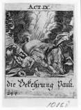 Küsel J. C.-Küsel M. M. (1688-1700), S. Paolo si converte