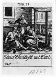 Küsel J. C.-Küsel M. M. (1688-1700), Tobi diventa cieco