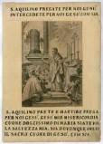Calcografia Remondini seconda metà sec. XVIII, S. Martire e devoti