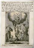 Calcografia Remondini sec. XVIII, Trinità e santi