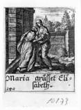 Küsel J. C.-Küsel M. M. (1688-1700), Maria visita S. Elisabetta