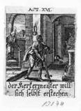 Küsel J. C.-Küsel M. M. (1688-1700), Carceriere di S. Paolo e Sila