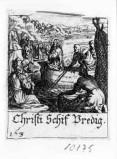 Küsel J. C.-Küsel M. M. (1688-1700), Pesca miracolosa