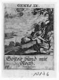 Küsel J. C.-Küsel M. M. (1688-1700), Noè rinnova l'alleanza con Dio