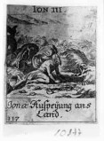 Küsel J. C.-Küsel M. M. (1688-1700), Giona esce dal ventre della balena