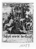 Küsel J. C.-Küsel M. M. (1688-1700), Giuseppe gettato nella cisterna