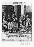 Küsel J. C.-Küsel M. M. (1688-1700), Dio manda Mosè dal faraone