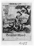 Küsel J. C.-Küsel M. M. (1688-1700), Caino uccide Abele