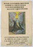 Ambito italiano sec. XIX, S. Caterina da Siena