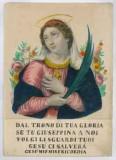 Calcografia Briola P. seconda metà sec. XIX, S. Martire