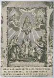 Calcografia Remondini sec. XVIII, Madonna con Bambino e Ss. Gioacchino ed Anna