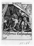 Küsel J. C.-Küsel M. M. (1688-1700), Giuditta decapita Oloferne