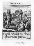 Küsel J. C.-Küsel M. M. (1688-1700), Noli me tangere