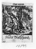 Küsel J. C.-Küsel M. M. (1688-1700), Nozze di Giuda con la figlia di Sua