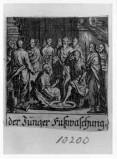 Küsel J. C.-Küsel M. M. (1688-1700), Lavanda dei piedi