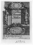 Küsel J. C.-Küsel M. M. (1688-1700), Frontespizio dell'Antico Testamento